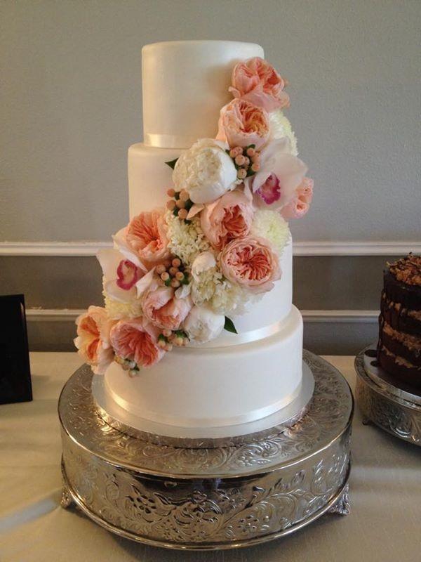 Wedding Cakes Austin Tx  Lily s Cakes Wedding Cake Texas Austin and surrounding