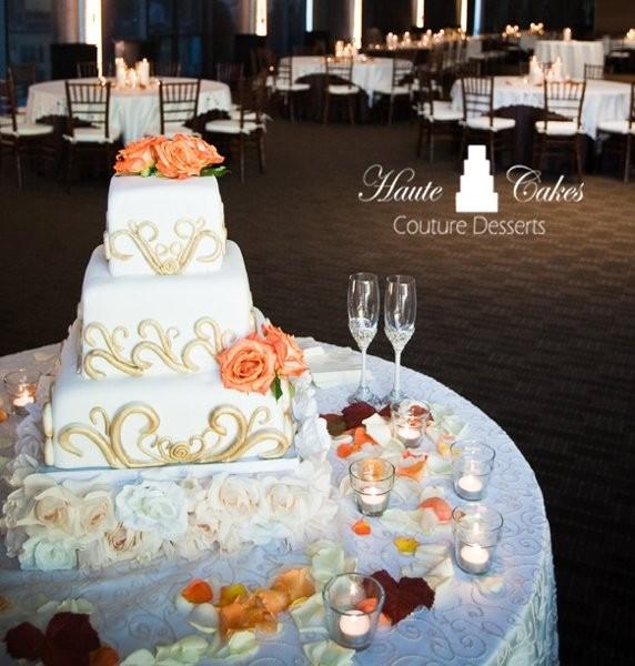 Wedding Cakes Austin Tx  Austin Wedding Cakes by Haute Cakes s Wedding Cake