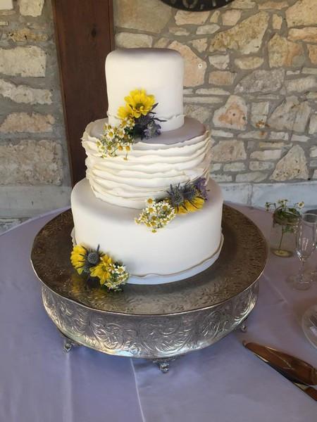 Wedding Cakes Austin Tx  CakeSmith Bakery Austin TX Wedding Cake