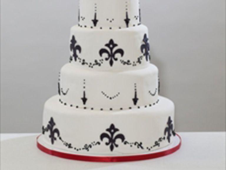 Wedding Cakes Baton Rouge  Louisiana Weddings