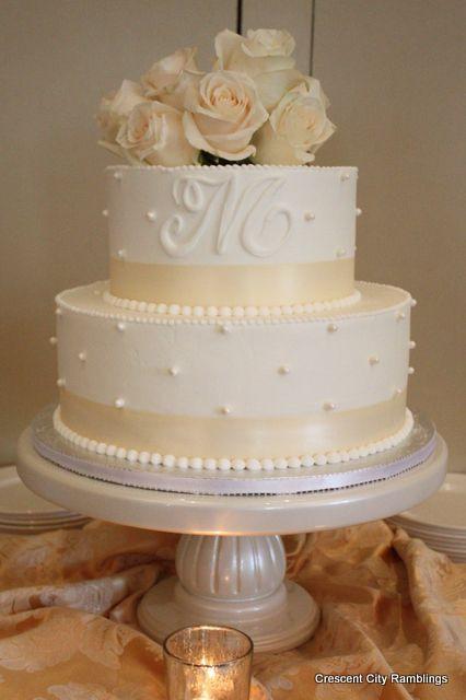 Wedding Cakes Baton Rouge  My Bridal Shower cake from Ambrosia Bakery in Baton Rouge