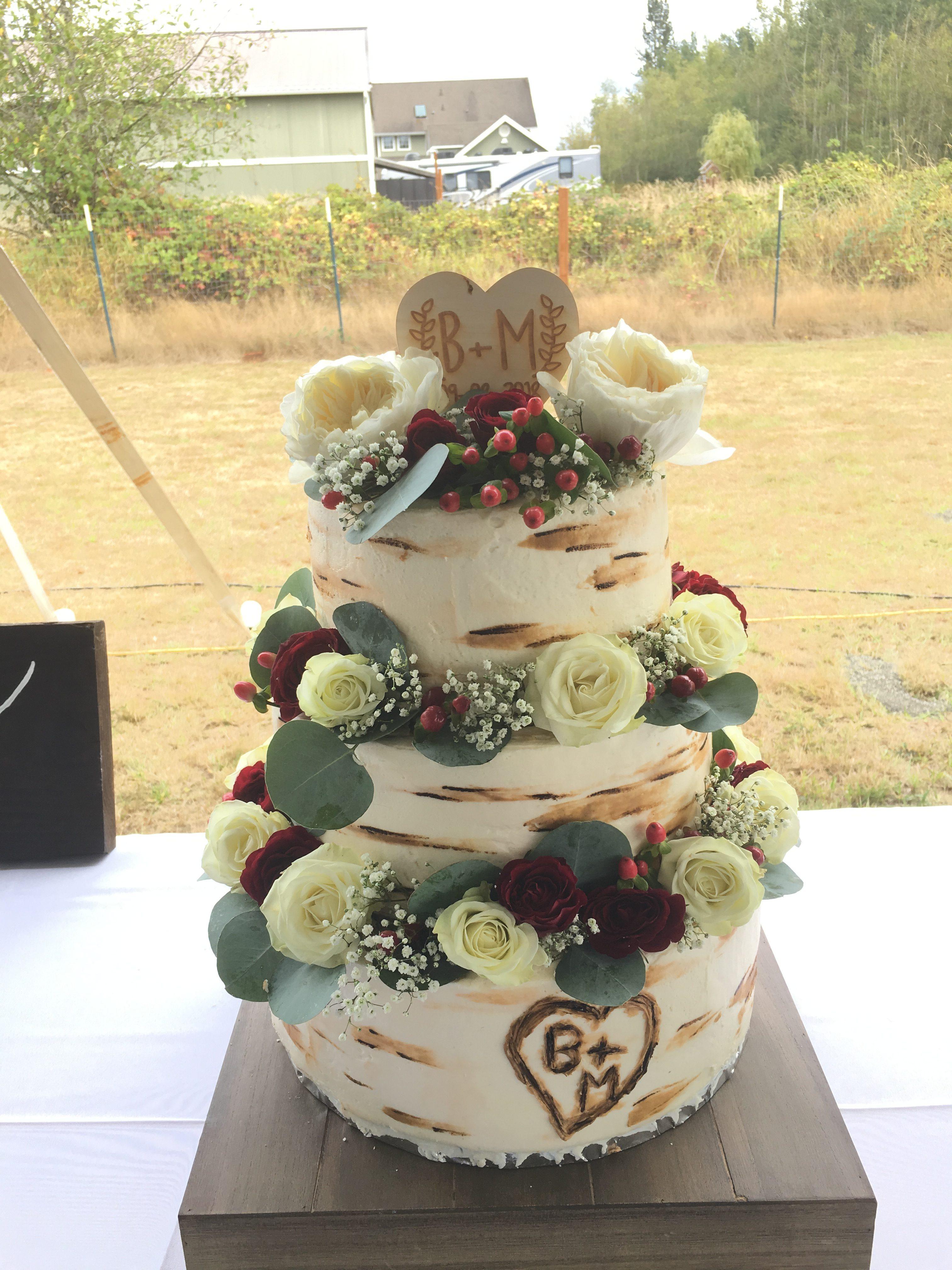 Wedding Cakes Bellingham Wa  Kay Cake Designs
