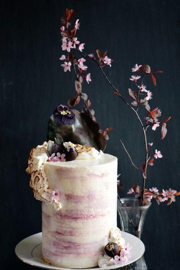 Wedding Cakes Bellingham Wa  Gathered Confections Wedding Cake Washington Seattle