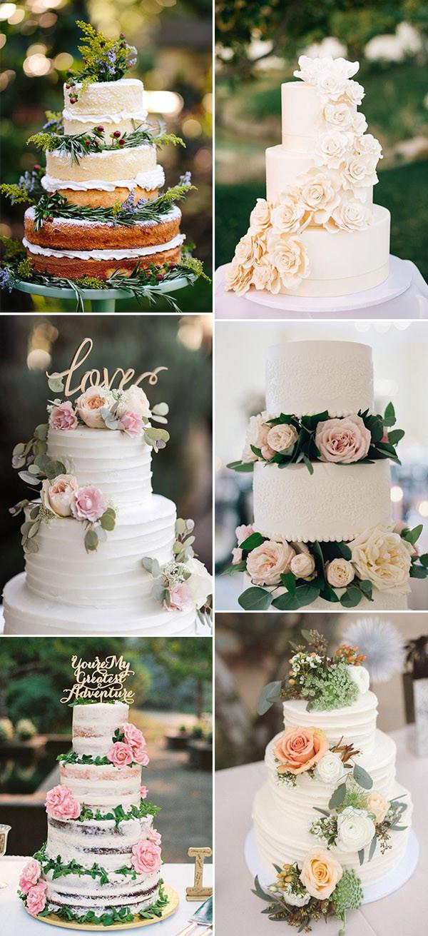 Wedding Cakes Blogs  48 Most Inspiring Garden Inspired Wedding Ideas
