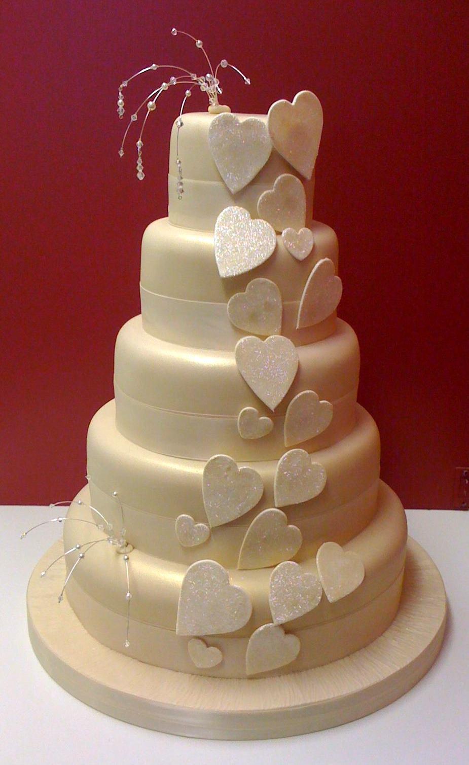 Wedding Cakes Blogs  Some of last weeks wedding cakes Jenny s Cake Blog