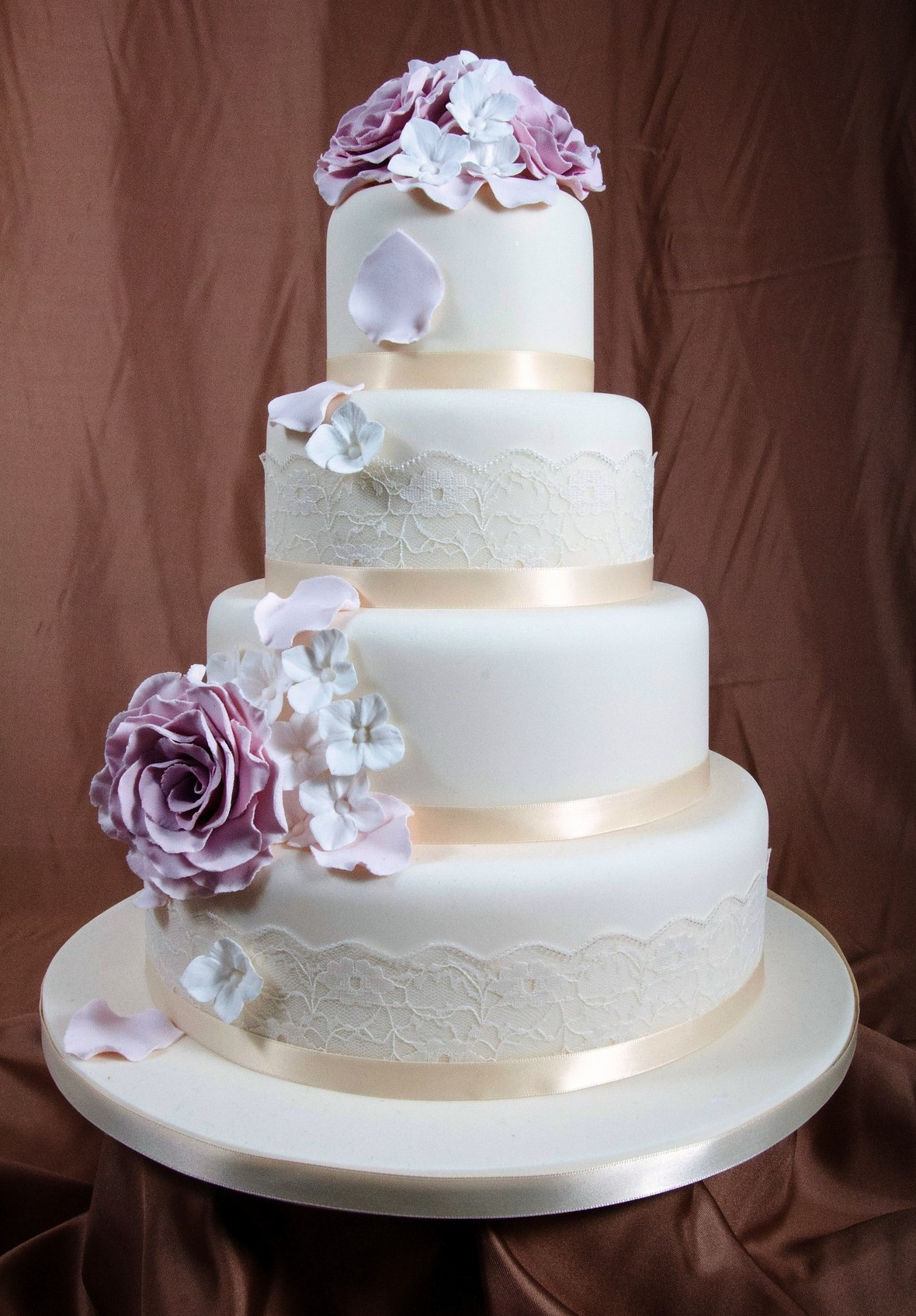 Wedding Cakes Blogs  Wedding Cake A Gallery of Cakes by Shelly WeddingDates
