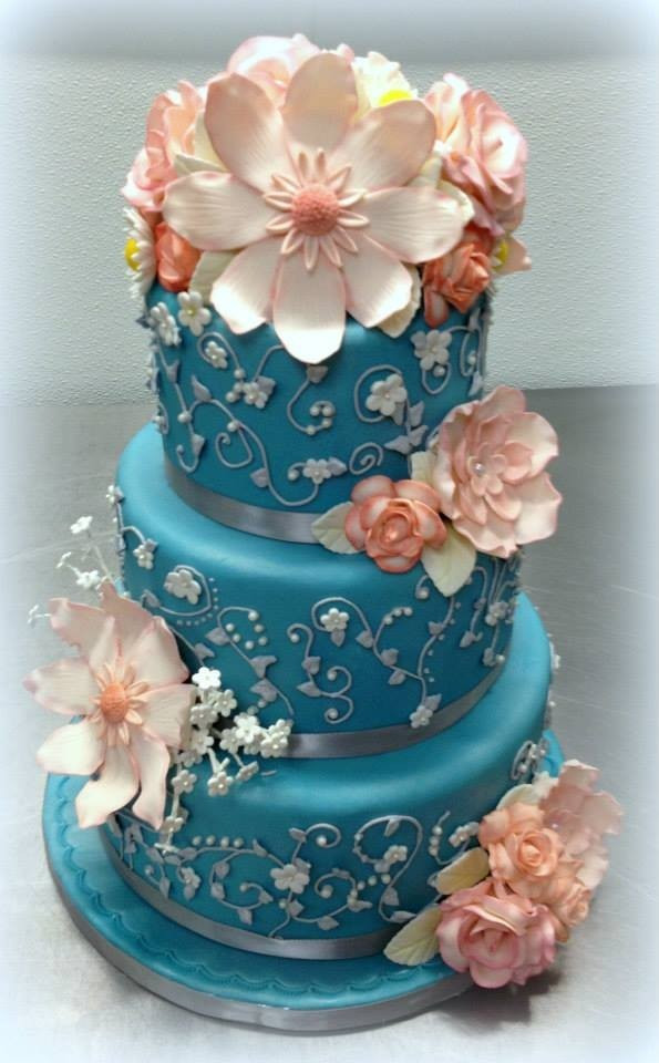 Wedding Cakes Boise  Lilly Jane s Cupcakes Eagle & Boise Wedding Cake Idaho