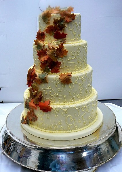 Wedding Cakes Brooklyn  My perfect wedding cake Brooklyn Girl Bakery