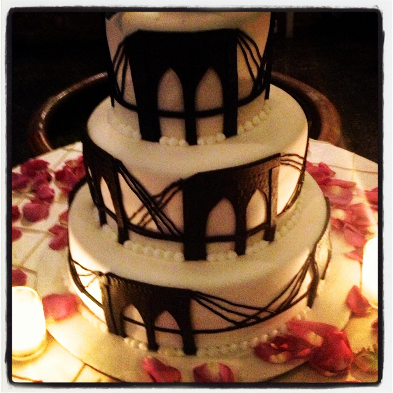 Wedding Cakes Brooklyn  wedding cake