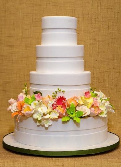 Wedding Cakes Brooklyn  MADE IN HEAVEN CAKES LLC Wedding Cake Brooklyn N Y