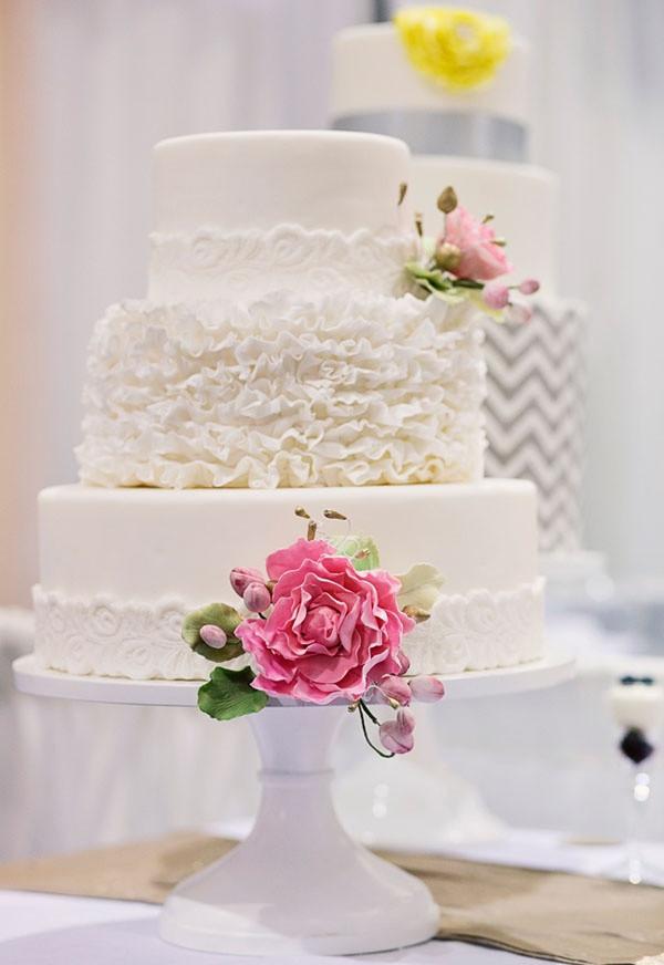 Wedding Cakes Budget  10 Ways To Save Your Wedding Bud
