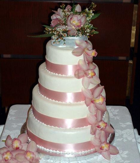 Wedding Cakes Budget  Types of Bud Wedding Cakes