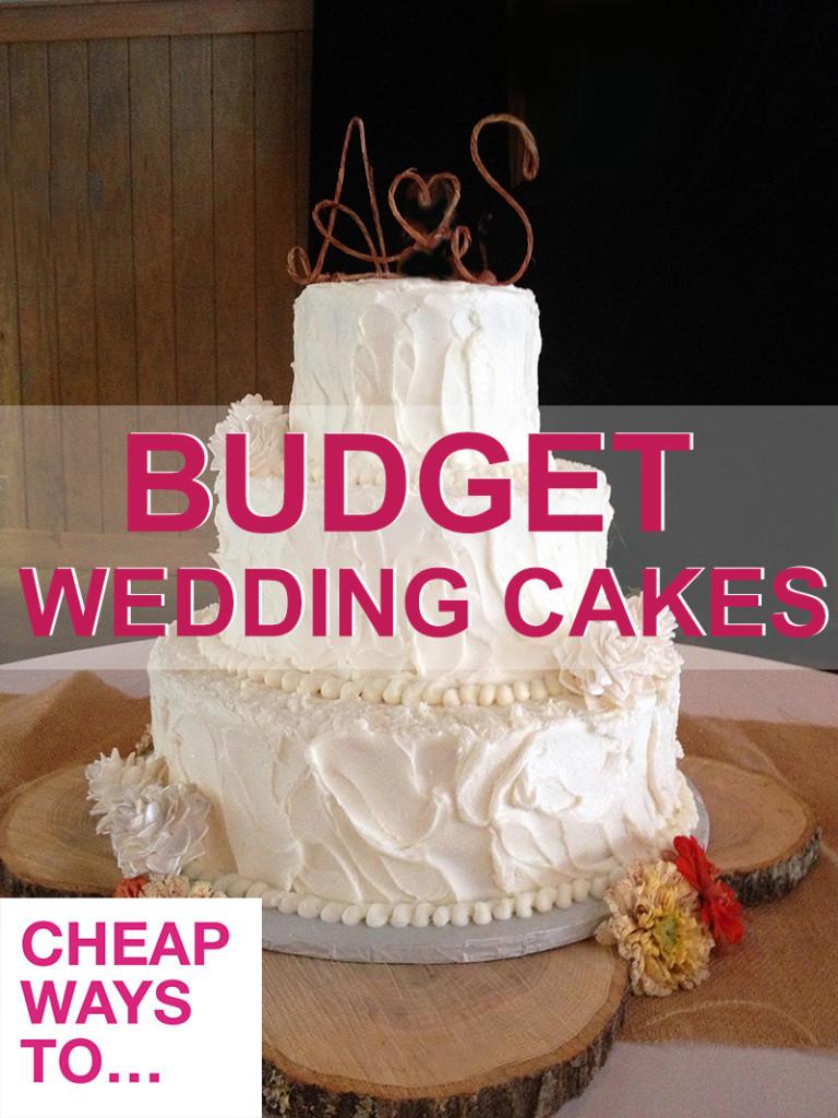 Wedding Cakes Budget  Wedding Cakes in Nashville TN [e guide]