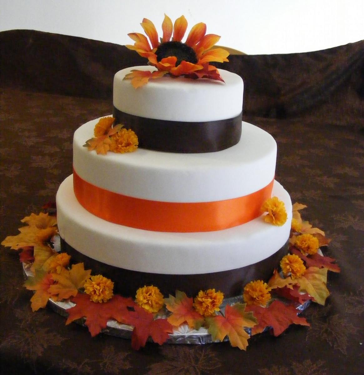 Wedding Cakes Budget  Bud wedding cake idea in 2017