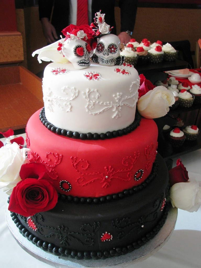 Wedding Cakes Budget  The Magnificent Look of Cheap Wedding Cakes — CRIOLLA