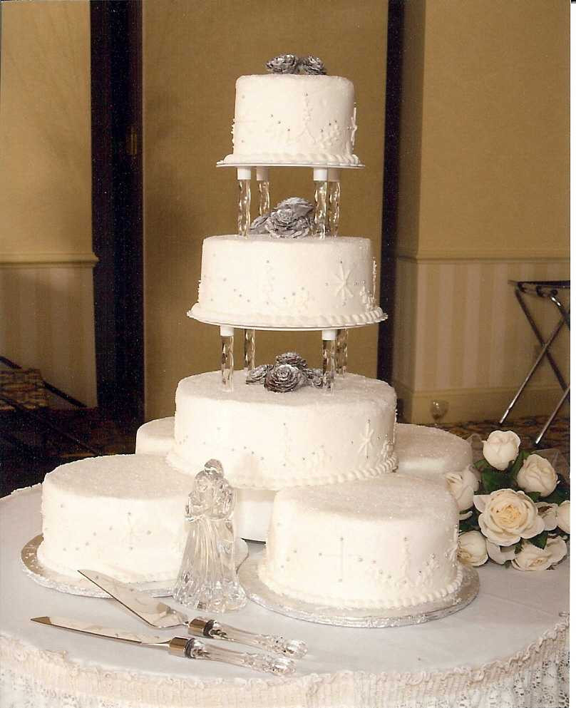 Wedding Cakes Budget  Bud wedding cakes idea in 2017