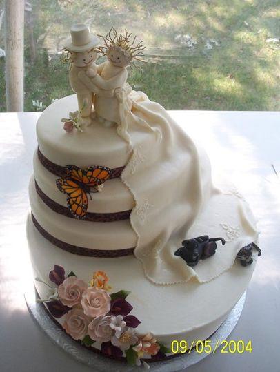 Wedding Cakes Buffalo Ny  Muscoreils Fine Desserts Reviews & Ratings Wedding Cake