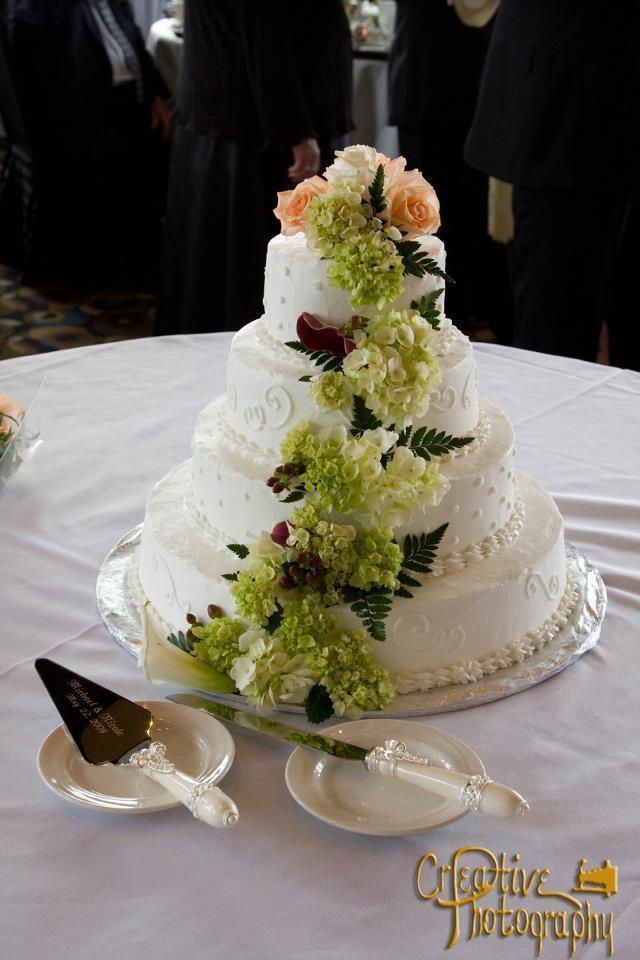 Wedding Cakes Buffalo Ny  Caramici s Bakery Wedding Cake New York Buffalo