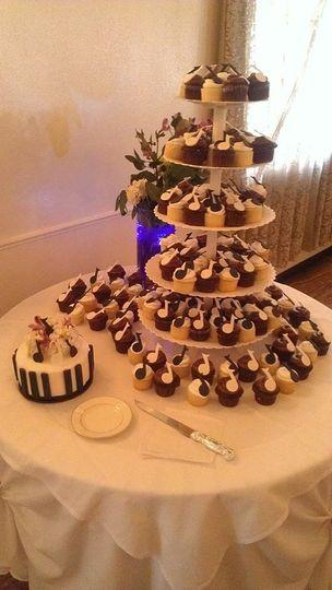 Wedding Cakes Buffalo Ny  Caramici s Bakery Wedding Cake Amherst NY WeddingWire