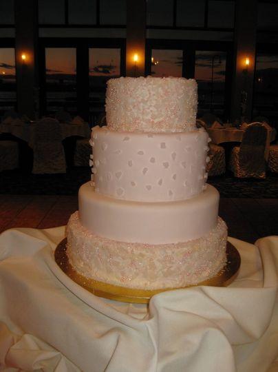 Wedding Cakes Buffalo Ny  Rich s Dessert Builders Wedding Cake Buffalo NY