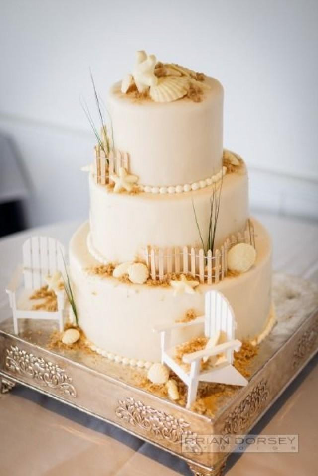Wedding Cakes Cape Cod  Cake Nautical Cape Cod Wedding Weddbook