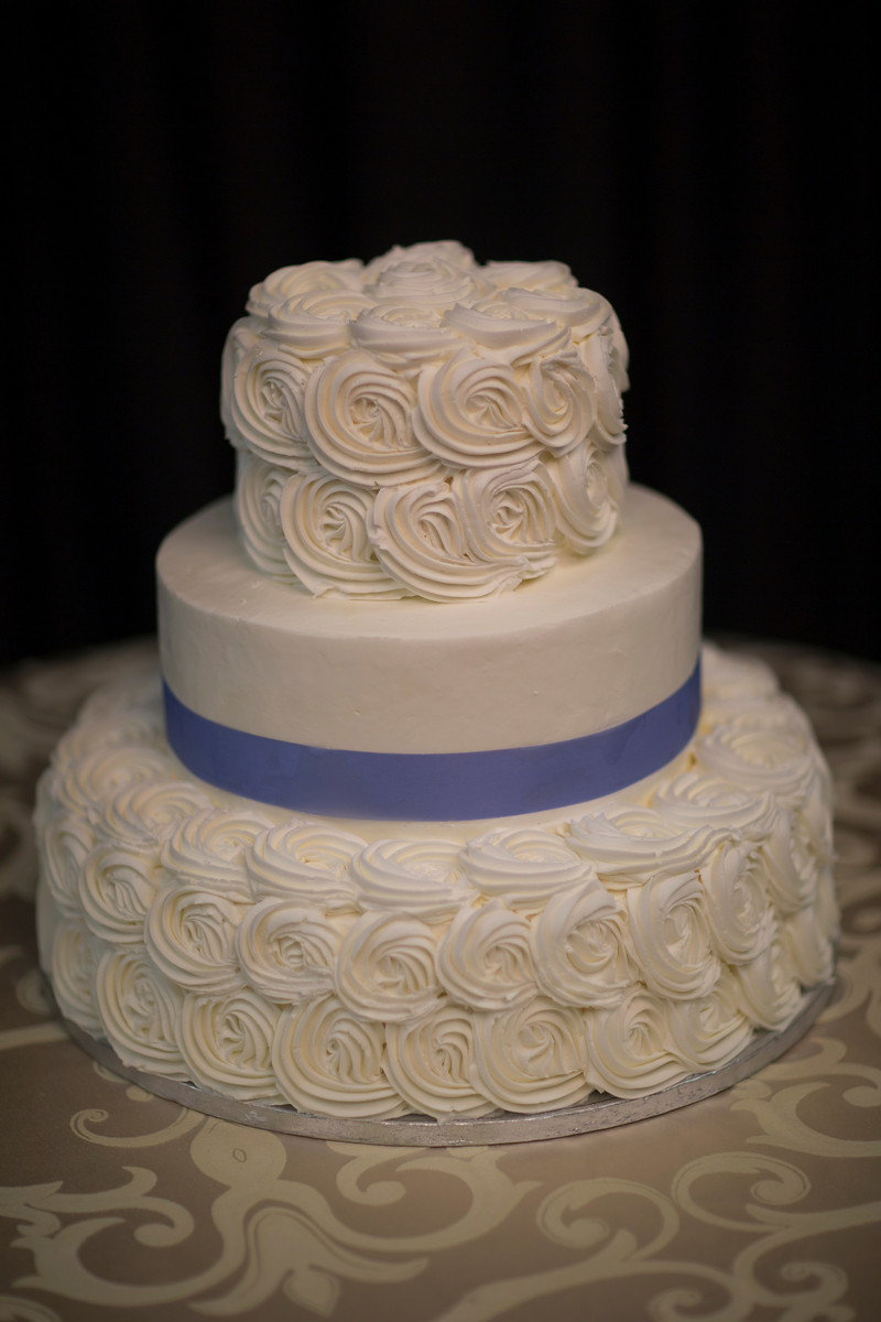 Wedding Cakes Cape Cod  rosettes cape cod wedding cake – The Casual Gourmet