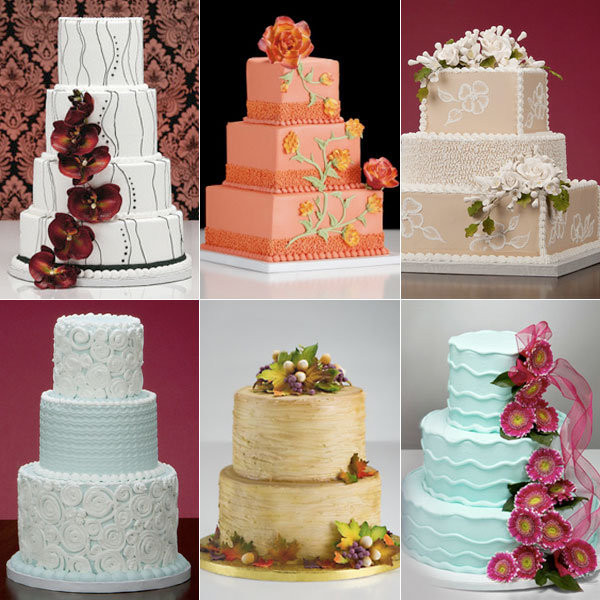 Wedding Cakes Catalogs  safeway cakes flavors