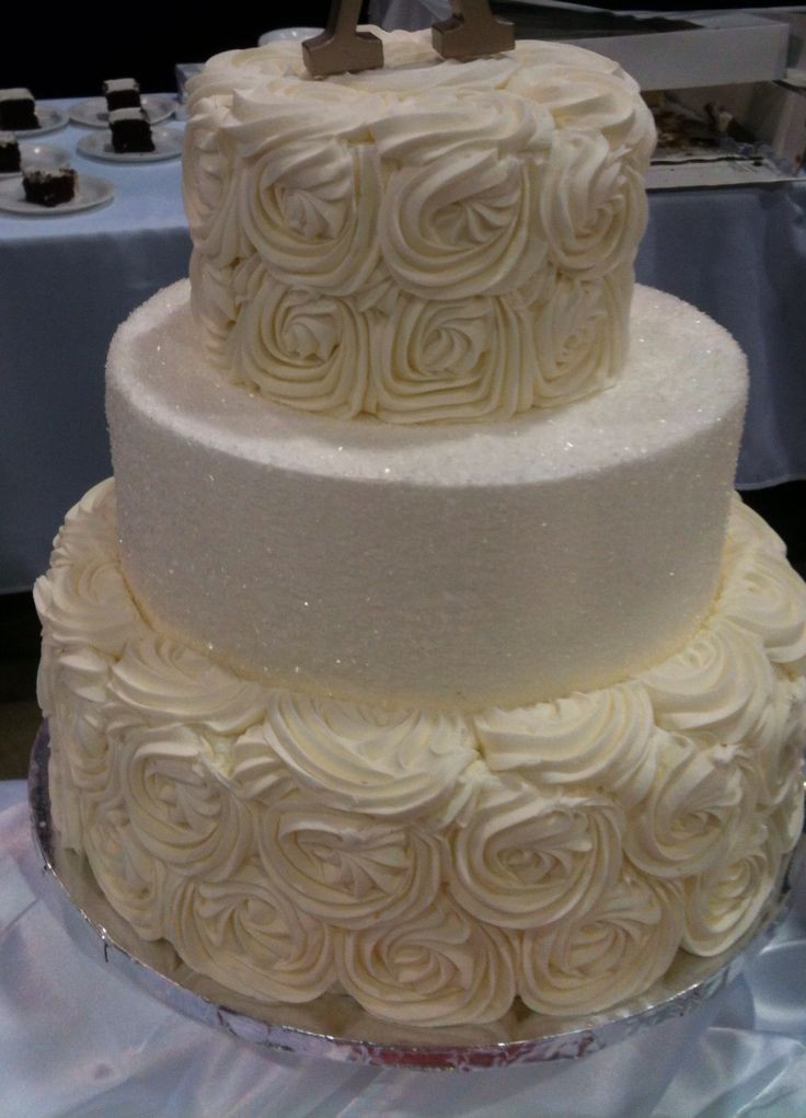 Wedding Cakes Catalogue  12 best images about Wedding cakes by Walmart on Pinterest