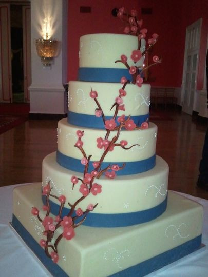 Wedding Cakes Charlottesville Va  Albemarle Baking pany Wedding Cake Charlottesville