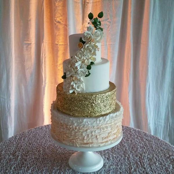 Wedding Cakes Charlottesville Va  Maliha Creations Charlottesville VA Wedding Cake