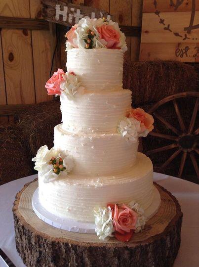 Wedding Cakes Chattanooga Tn  Kimmee s Cakes Wedding Cake Chattanooga TN WeddingWire