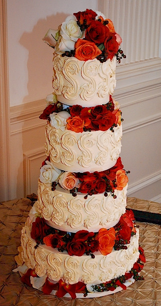 Wedding Cakes Chattanooga Tn  Cup a Dee Cakes Blog Chattanooga Read House Swirly
