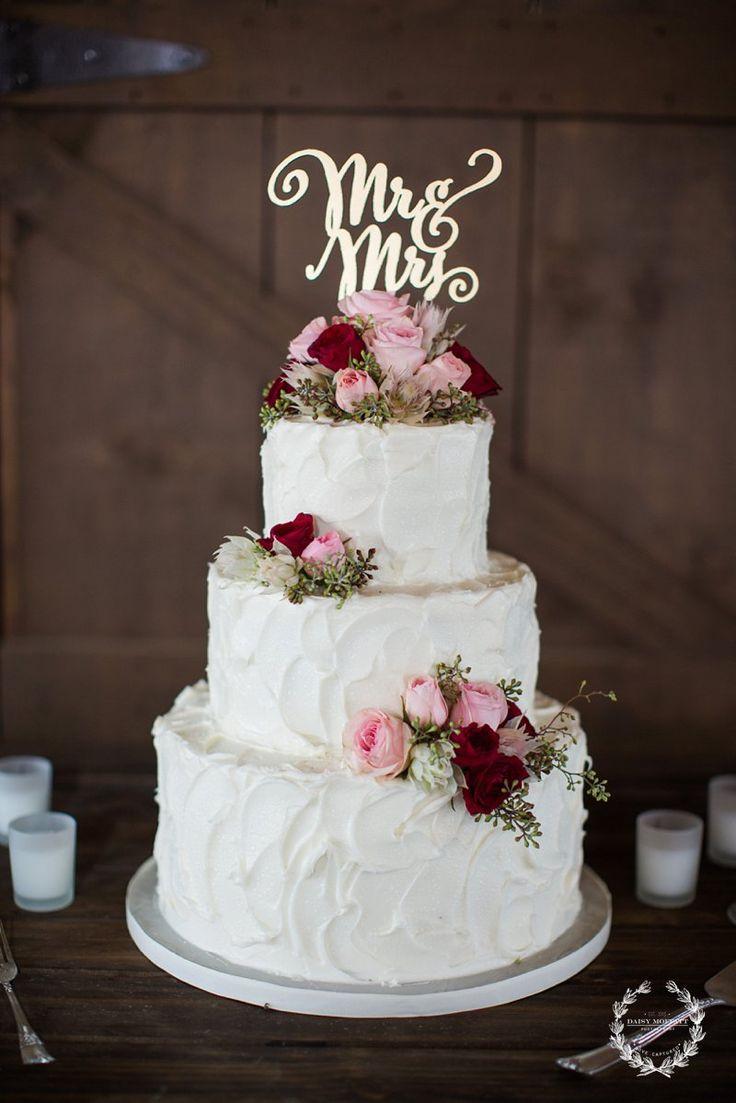 Wedding Cakes Chattanooga Tn  Daisy Moffatt graphy