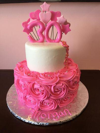 Wedding Cakes Chattanooga Tn  Happy Cakes Wedding Cake Chattanooga TN WeddingWire