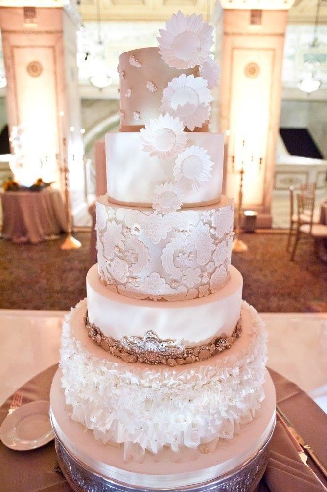 Wedding Cakes Chicago  Amy Beck Cake Design Chicago IL