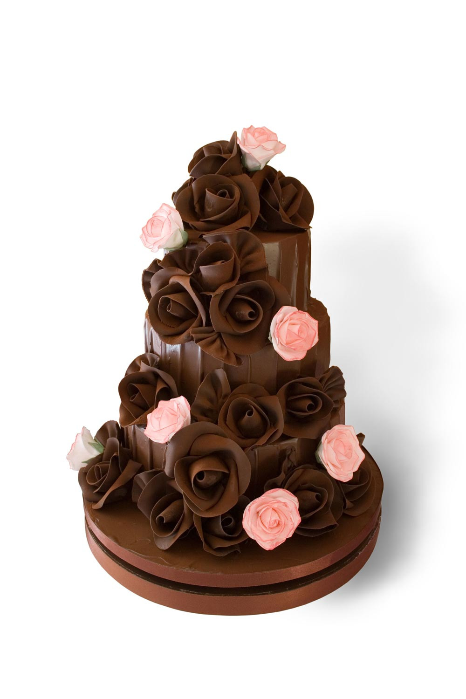 Wedding Cakes Chocolate  Chocolate Wedding Cakes
