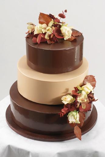 Wedding Cakes Chocolate  Chocolate wedding cakes chocolate wedding cake