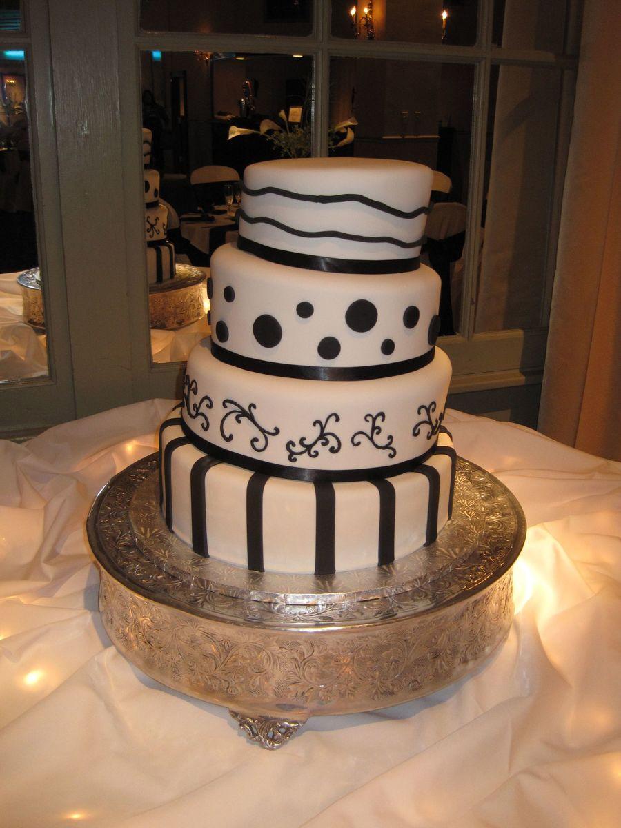 Wedding Cakes Cincinnati  Cotillion Events Wedding Cake Cincinnati CakeCentral