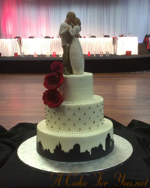 Wedding Cakes Cincinnati  A Cake for You Cincinnati OH Wedding Cake
