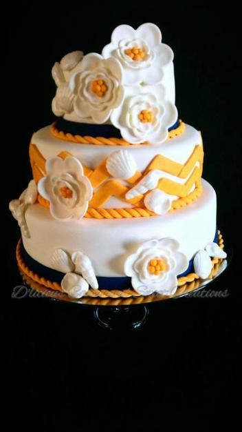 Wedding Cakes Clarksville Tn  D licious Cakes and Sweet Creations Best Wedding Cake in
