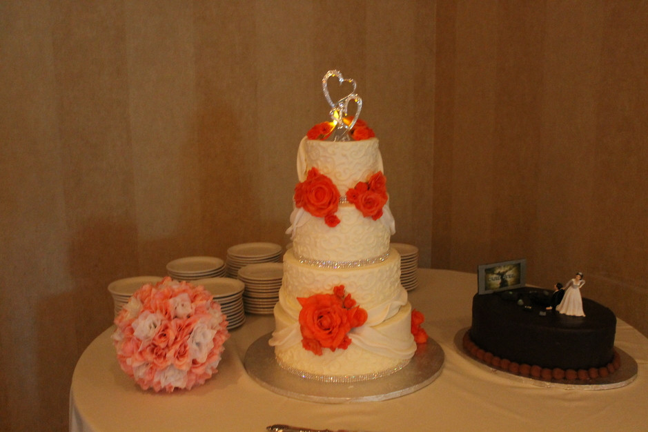 Wedding Cakes Clarksville Tn  Clarksville Country Club Best Wedding Reception Location