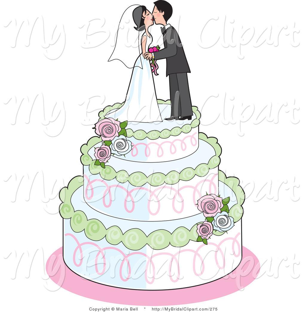 Wedding Cakes Clipart  Clipart Wedding Cake – 101 Clip Art