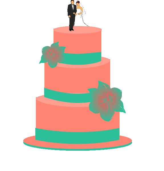 Wedding Cakes Clipart  Wedding Cake Clip Art at Clker vector clip art
