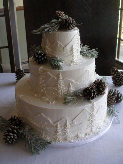 Wedding Cakes Colorado  Colorado Rose Cake pany Wedding Cake Berthoud CO