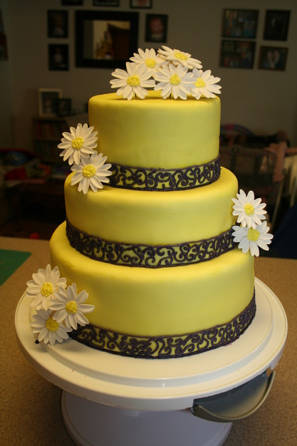 Wedding Cakes Colorado Springs  Christina s Custom Cakes by JCDC Best Wedding Cake in
