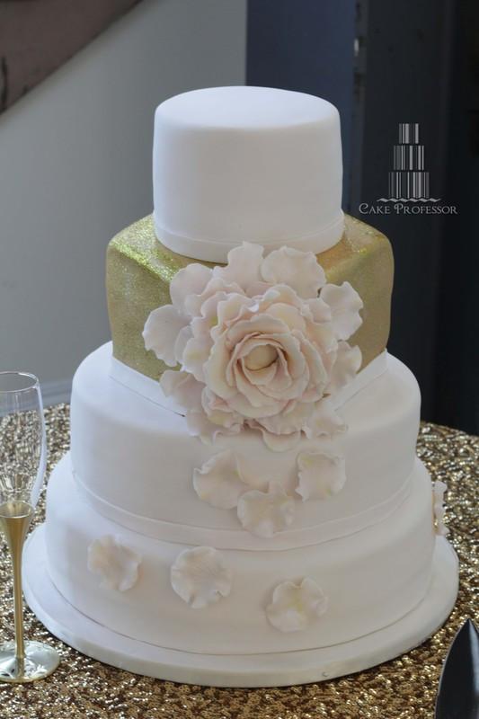 Wedding Cakes Columbia Sc  Jessica Cakes Brunswick Cake Professor Wedding Cake