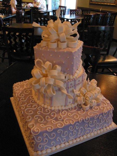 Wedding Cakes Columbia Sc  Purple008 Columbia wedding cake