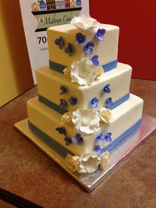 Wedding Cakes Columbus Ga  Pin by Midtown Cakes on Midtown Cakes