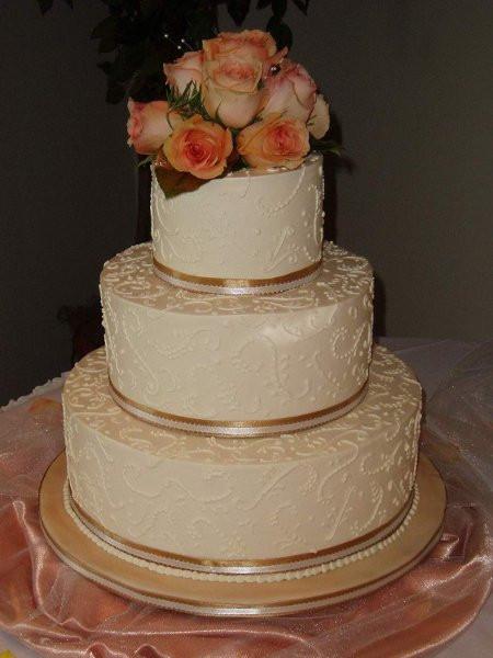 Wedding Cakes Columbus Ohio  Bella Luna Cakes & Confections Columbus OH Wedding Cake
