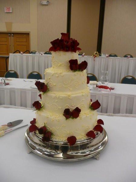Wedding Cakes Columbus Ohio  Cakes by Cecile Columbus OH Wedding Cake